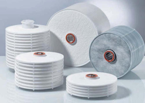 Eaton BECODISC stacked disc filter cartridges
