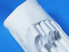 LOFCLEAR filter bag design