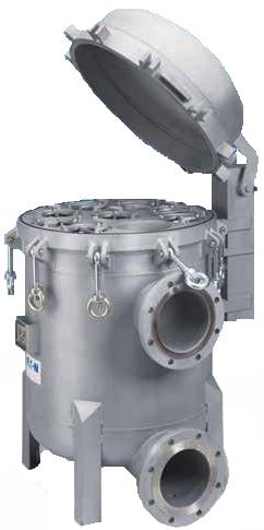 Eaton PROLINE-150 bag filter vessel