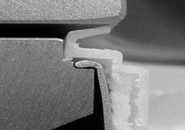 Eaton TOPLINE filter bag sealing design