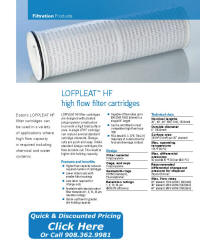 LOFPLEAT HF Catalog Pages