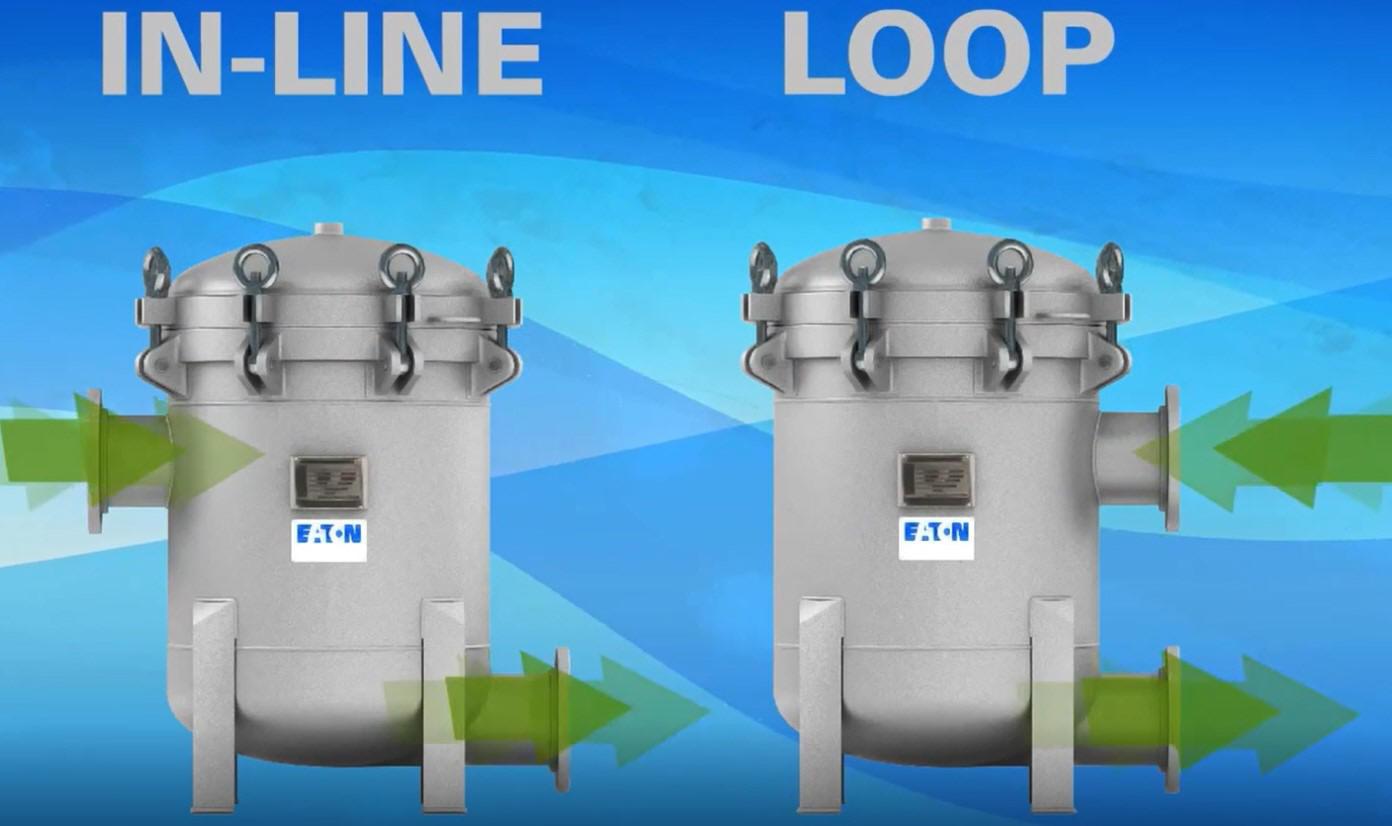PROLINE nozzle configurations
