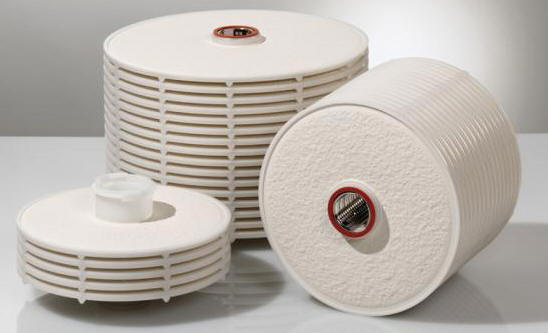 Becodisc BS stacked disc filter cartridge